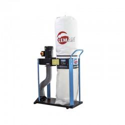 Aspirateur LEMAN 60L 750W base mécano-soudée