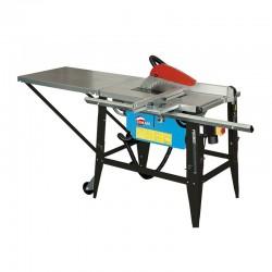 Scie sur table de chantier a chariot 315mm 2200W