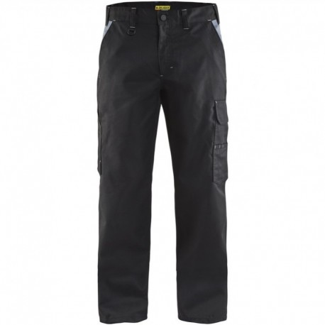 Pantalon Industrie Blåkläder marine / bleu