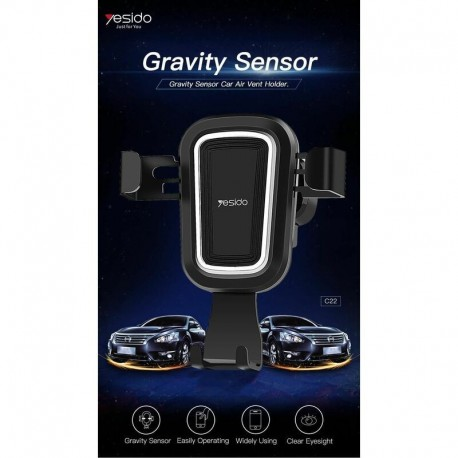 Support Voiture Universel avec Rotation 360°