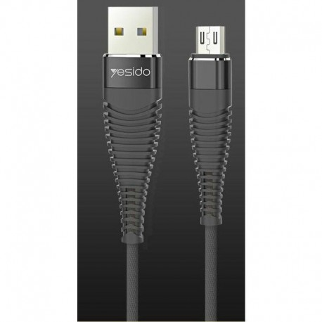 Cable USB renforcé Long Life type Micro 1m