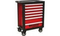 Servante complète Drakkar 198 outils dans module finition métal