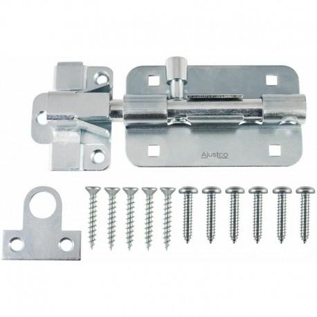 AjustLock Targette exta-robuste ajustable de 12,7 cm zingué