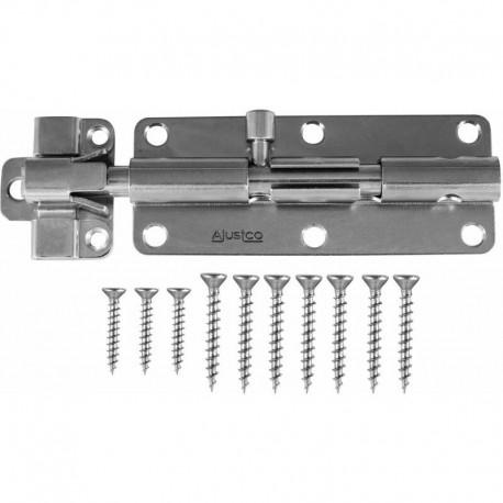 Targette robuste ajustable Acier inoxydable 150 mm AjustLock