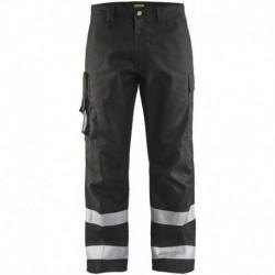 Pantalon Transport noir Blaklader en destockage