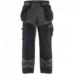 Pantalon X1500 CANVAS Blaklader en destockage