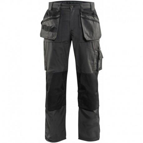 Pantalon Artisan été Blaklader gris fonce noir