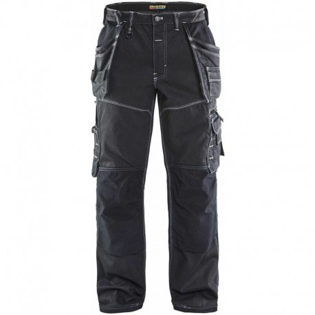 Pantalon X1900 artisan noir Cordura® DENIM BLAKLADER