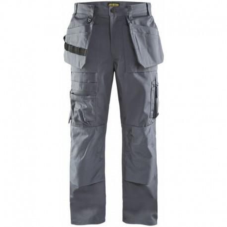 Pantalon Artisan+ Blaklader gris 153218609400