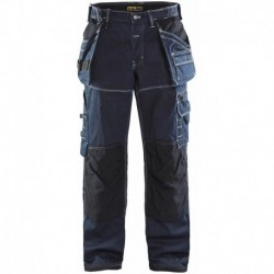 Pantalon X1900 artisan marine noir BLAKLADER en destockage