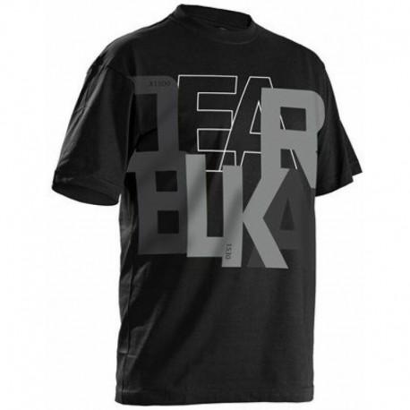 T-shirt Blaklader Logo Noir 904610429900