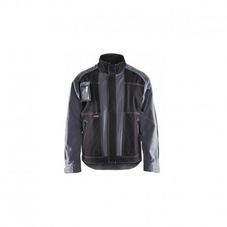 Veste Artisan gris / noir Blaklader 404013709499
