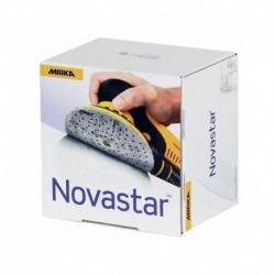 Disques abrasifs auto-agrippants Novastar Ø 125 mm 89 trous
