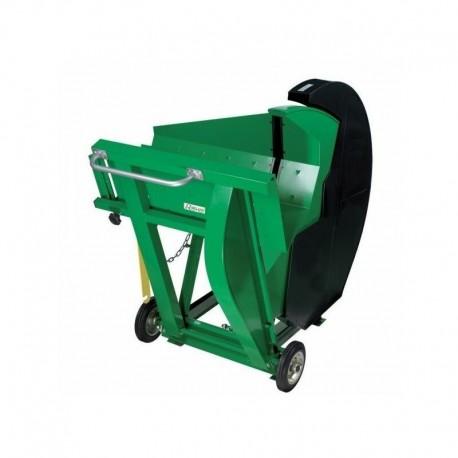 Scie a buches 600 mm Ribimex PRSC600/200