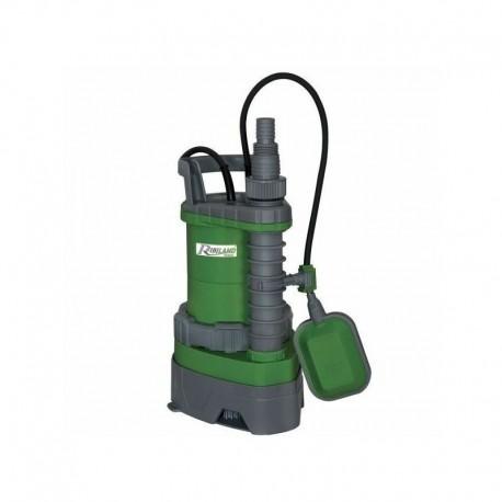 PRPVC7503X1 Pompe vide cave 3 en 1 eaux claires/eaux chargees/serpilliere 750W Ribimex