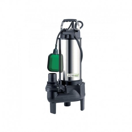 PRPVC1500V Pompe immergée vortex 1500 W Ribimex