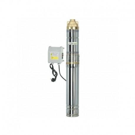 Pompe grande profondeur a vis 750W Ribimex PRPGP750/150