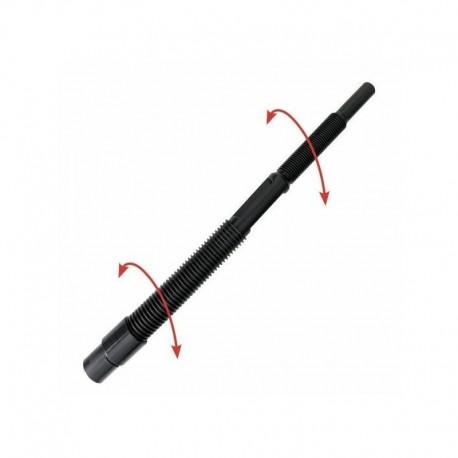 Lance suceur flexible, longueur 55cm pour aspirateurs cendres