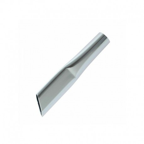 Lance plate en métal Ribitech PRCEN000/L