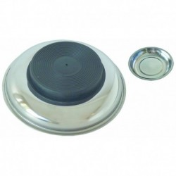Bol magnétique Acier INOX 150mm Drakkar