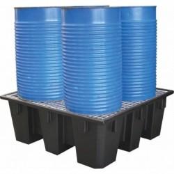Bac de rétention polyéthylène 450L Drakkar