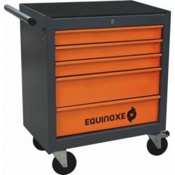 Servante d'atelier 5 tiroirs Equinoxe