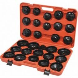 Coffret 30 cloches pour filtres à huile Drakkar