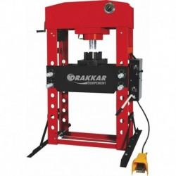 Presse manuelle et pneumatique 100T Drakkar