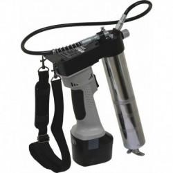 Pompe à graisse 18V sur batterie Drakkar