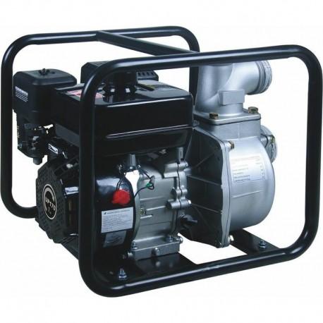 Groupe motopompe essence eau claire 4 temps 60m3 - Drakkar