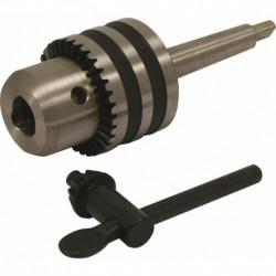 Mandrin à clé 5-20mm + cône morse N°2 - Drakkar