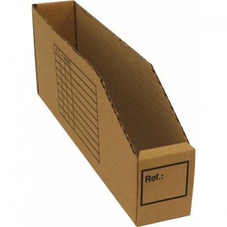 Boite à bec en carton 300x50x110mm - Drakkar