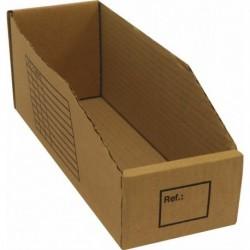 Boite à bec en carton 300x100x110mm - Drakkar
