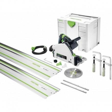 Pack Scie plongeante TS 55 REBQ PLUS FS + accessoires Festool 575961