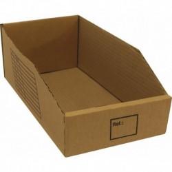 Boite à bec en carton 300x150x110mm - Drakkar