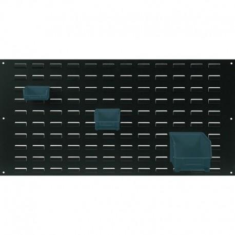 Panneau metal support boites à bec 1045x15x500mm Drakkar