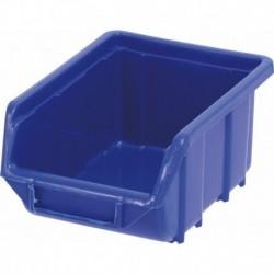Boite à bec bleue EcoBox 110x165x75mm Drakkar