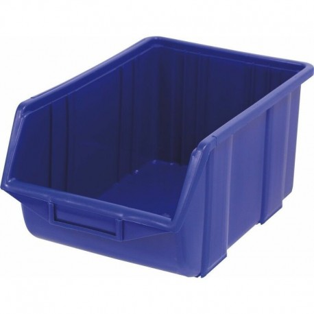 Boite à bec bleue EcoBox 350x220x165mm Drakkar
