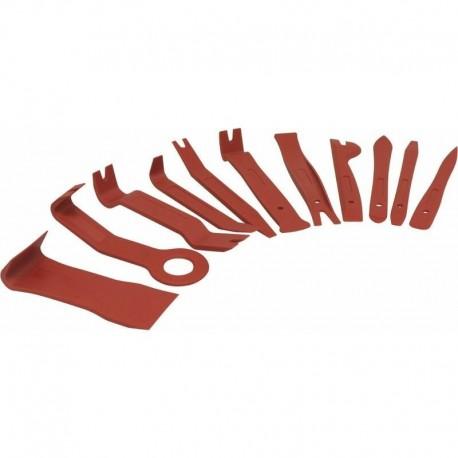 Jeu de 11 leviers de démontage garniture - Drakkar