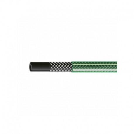 PRTG50V15 Tuyau d'arrosage guipé vert Tubi'Dro 50m Ø15 - Ribimex