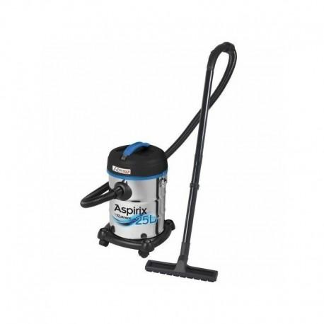 Aspirateur eau et poussières 1200W Aspirix 25 L - Ribimex