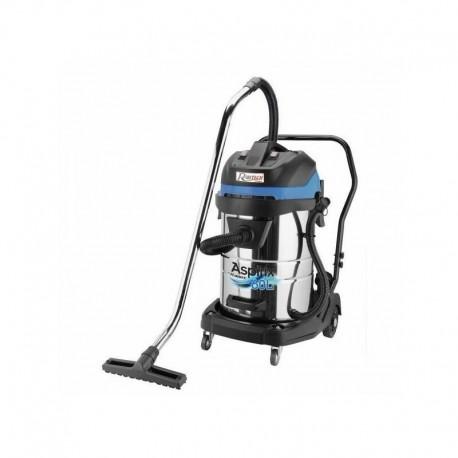 Aspirateur eau et poussières 2x1000W Aspirix 60 L - Ribimex