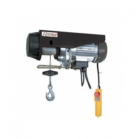 Palan électrique 250/500 kg 1020W - Ribimex