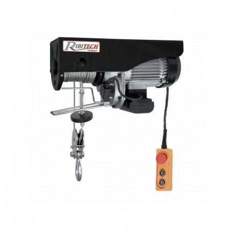 Palan électrique 495/990 Kg 1600W - Ribimex