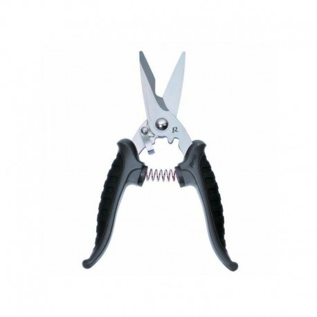 Ciseaux pro inox coupe-tout 180 mm - Ribimex
