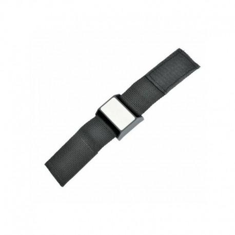 Bracelet magnetique en nylon tressé - Ribimex