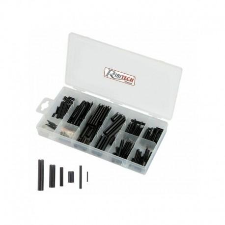 Lot de 120 goupilles élastiques - Ribimex