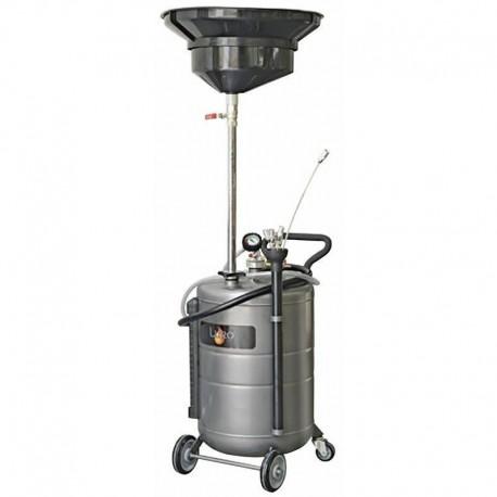 Aspirateur – récupérateur d'huile 100 litres - Luro