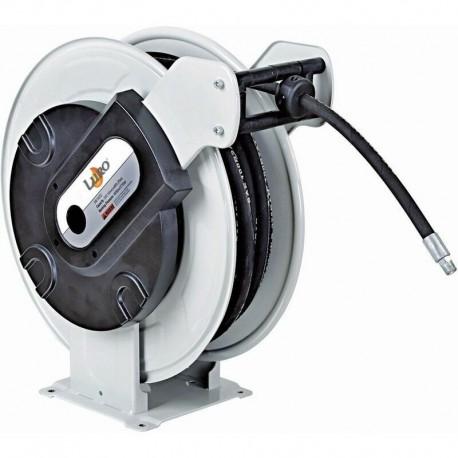 Enrouleur automatique industriel HUILE acier 25m - Luro