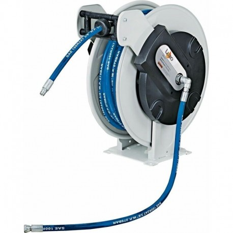 Enrouleur automatique industriel EAU acier – haute pression 25m - Luro